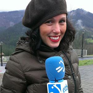 Soraya Vegas. Periodista, Reportera y Presentadora