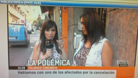 Verano en espejo p blico soraya vegas periodista for Espejo publico verano